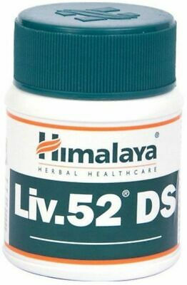 6 Jars x 60 Tablets Himalaya Liv.52 DS DOUBLE STRENGTH FREE Tracked POSTAGE UK