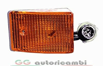 Blinker Seite Mercedes Actros '03-' 07 Orange Links