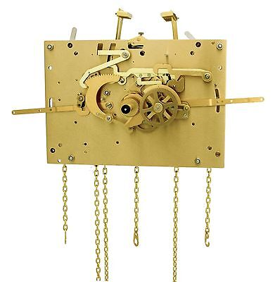 Hermle-WTC  grandfather clock movement 1171-050 3 chimes chain 94 cm