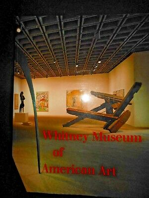 Whitney Museum of American Art by Patterson Sims 1991 Calder Wyeth Hopper Benton