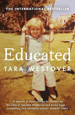 Educated by Tara Westover Paperback Book