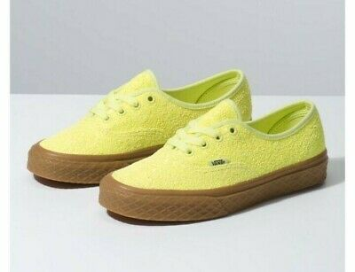 5789f10e3cf7cc NEW VANS WOMENS Yellow Pink Red Textured Chauffette Comfort Boat ...