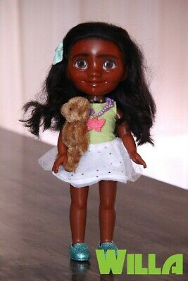 CLEARANCE: OOAK Repainted Disney Doll | Kindred Spirit Doll | Willa