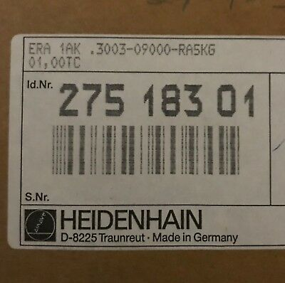 **New* Heidenhain Era 1Ak.3003-9000 Photoelectric Angular Encoder  Read Head