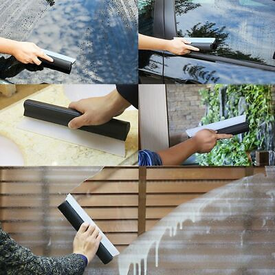 New Car Wash Windshield Wiper Tablets Cleaning Window Brush Squeegee DryProducts