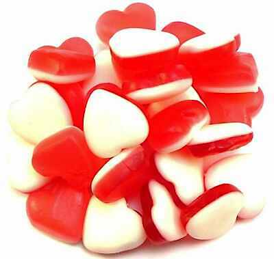 HARIBO HEART THROBS - Choose Bag Size - Buy Any 3 get 15% OFF Pic Mix Sweets