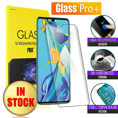 Huawei P30 Pro Lite Mate 20 Pro 5D Full Coverage Tempered Glass Screen Protector