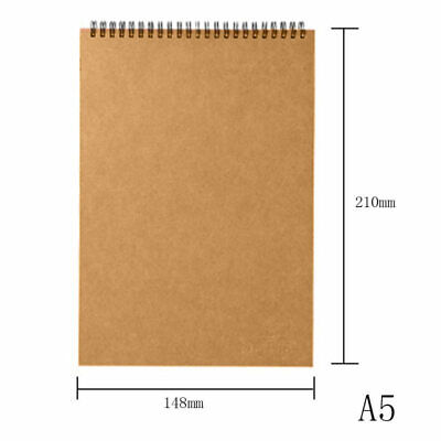 Mont Marte Sketch Book Wire Bound cover 30 Sheets drawing paper new 148*210mm