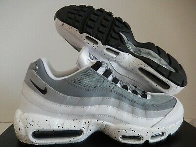 c368c69d18 MENS NIKE AIR Max 95 Id Grey-Black-Red Sz 13 [818592-995] - $152.99 ...
