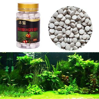 150Pcs One Bottle Bacteria Nitrifying for Fresh Water and Marine Water Nice Top