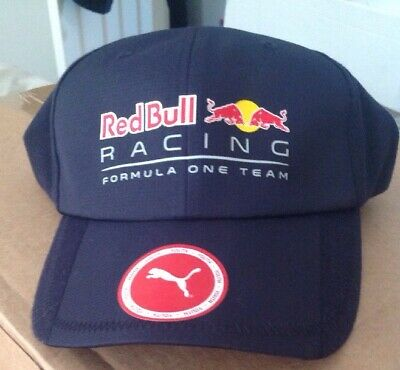 Red Bull Racing Formula One Team Puma Cap Youth Brand New With Tags