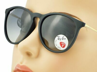 7a43a42e1fc6 RAY-BAN Sunglasses Erika  Collection Polarized Gray Gradient Lens RB4171  6245 T3
