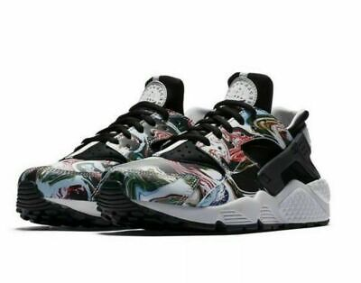 13fb42d0a4c6 Women s Nike Air Huarache Run PRM 683818 017 Women s Running Shoes Size 6  New