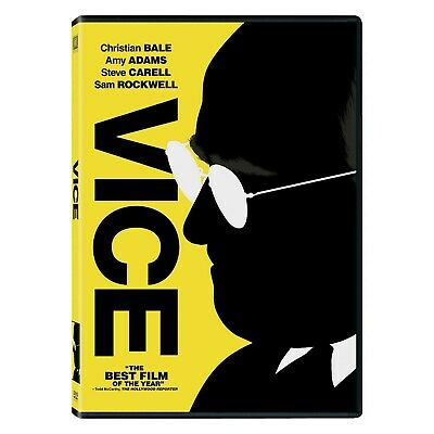Vice: DVD 2019 (Disc Only) (Shipping Now)  (Free Fast Shipping)