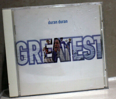 Duran Duran Greatest Cd