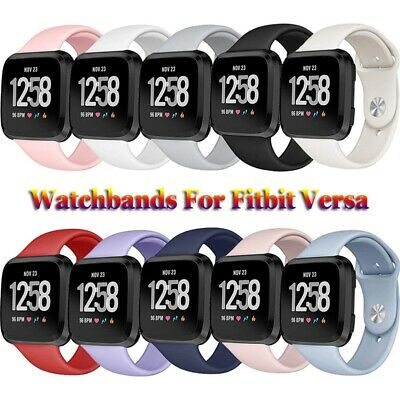 Smart watch Bracelet Strap Silicone Band Wristbands Watchband For Fitbit Versa