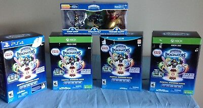 NEW, Skylanders Imaginators Portal Owners Pack for Xbox 360, Xbox One, PS4, Wii
