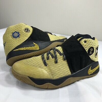 c9204c6778e7 Nike Kyrie Irving 2 All Star Game Celery Maize Black ASG Never Released GS  7y