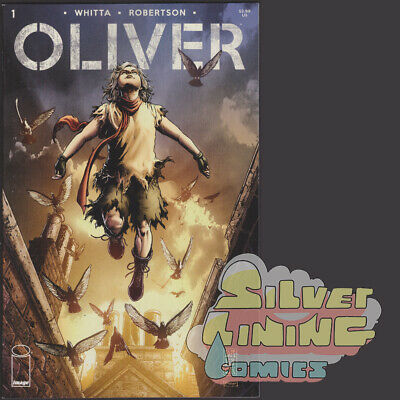 Oliver # 1 Cover A Robertson Image Comics January 2019 New