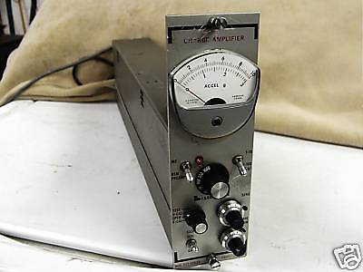 Unholtz-Dickie Model D22 PMST-8 Charge Amplifier