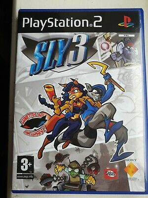 Sly 3: Honor Among Thieves - PS2 Francaise Edition [New & Sealed]