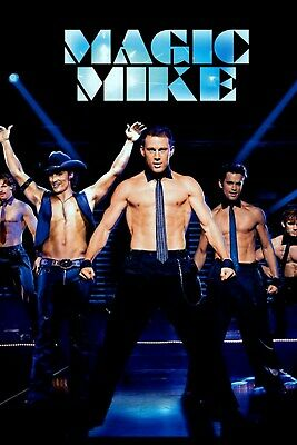 2 Magic Mike tickets - Sunday 31st March 2019 @10pm showing