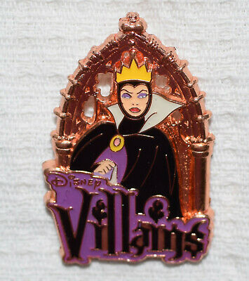 Disney Pin 108664 MNSSHP 2012 Villains Mystery Evil Queen Chaser PRE PRODUCTION