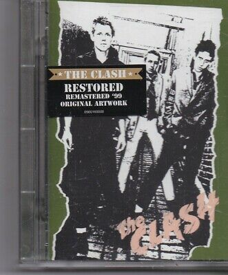 The Clash-The Clash Minidisc Album