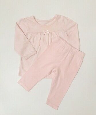George Baby Pink Leggings Bnwt Age 3-6 Months Baby Clothes, Shoes & Accessories