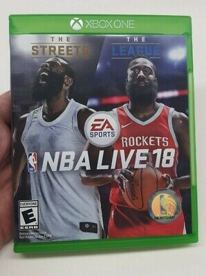 NBA Live 18 - Microsoft Xbox One
