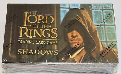 Lord of the Rings TCG, Shadows Booster Box 36-Pack, SEALED
