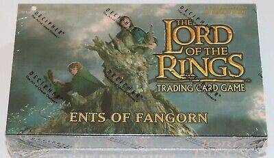 Lord of the Rings TCG, Ents of Fangorn Booster Box 36-Pack SEALED