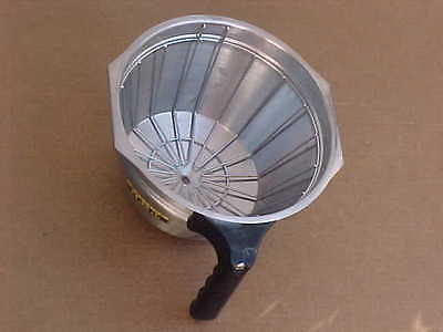 Bunn Stainless Steel Satellite Coffee Brew Basket Funnel # 20201.1201