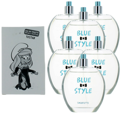 The Smurfs Smurfette By The Smurfs For Girls Combo Pack: EDT 20.4oz (6x3.4oz)