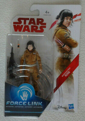 star wars / force link / figurine rose / NEUF / hasbro
