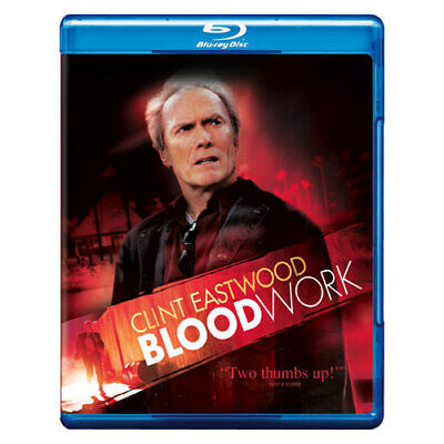 Warner Home Video Br272846 Blood Work (Blu-Ray)