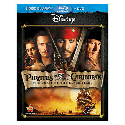 Buena Vista Home Video Br106682 Pirates Of The Caribbean Curse Of The Black P...