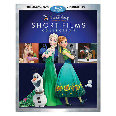 Buena Vista Home Video Br127542 Walt Disney Animation Studios Short Film Coll...