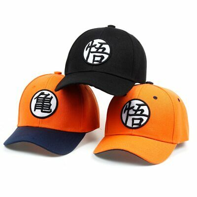 Cotton Dragon BallZ Goku Baseball Caps Hats Men Women Adjustable HipHop Snapback