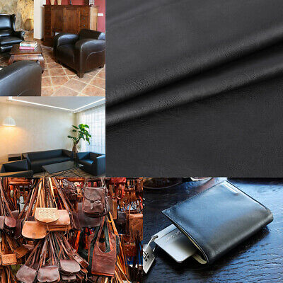 Premium Leatherette Car Seat Material Faux Leather Size140cm Wide 1.1mm Thick