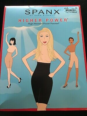 77129e53e SPANX HIGHER POWER High-Waisted Power Panties Choose size color ...