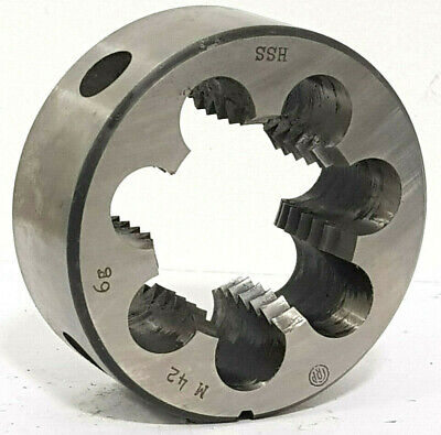 Metric Right Hand Die M42X2mm Dies Threading Tools 42X2mm pitch