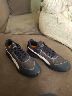 Red Bull Racing F1 Puma x F1 Trainers Rare - Boxed UK Size 9
