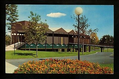 Music postcard Bandshell Saratoga Springs Performing Arts Center New York NY
