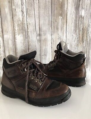 9d2d1cdca LL BEAN KNIFE Edge C2 Hiking Boots Womens Size 7 Brown Leather Gore ...