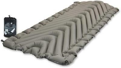 Klymit Static V Luxe Sleeping Pad, Grey