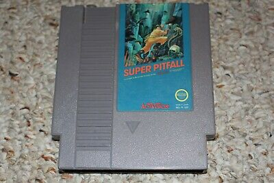 Super Pitfall (Nintendo Entertainment System NES) Cart Only