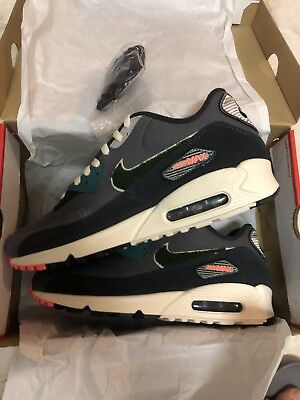 NIKE AIR MAX 97 Rainforest Mens Running Shoes Green Size 7
