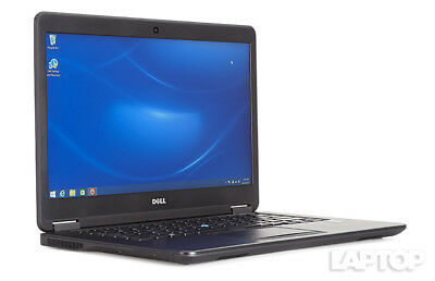 "Dell Latitude E7450 Ultrabook Laptop i5 5300u 2.3G 8Gb 256GB 14""FullHD 1920x1080"
