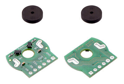 Pololu Magnetic Encoder Pair Kit for 20D Metal Gearmotors 20 CPR 2.7-18V PO3499